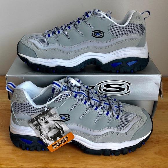 a812279e7b62a6 Vintage Sketchers Sport Energy Trail Shoes